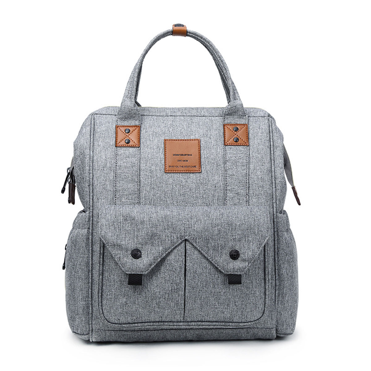 Baby Diaper Bags for Moms Stroller Mummy Maternity Nappy Backpack Large Capacity Mother Bag for Girls Boys Heine Multifunction function baby diaper mama bags maternity five piece mummy bag for moms with nappy bags