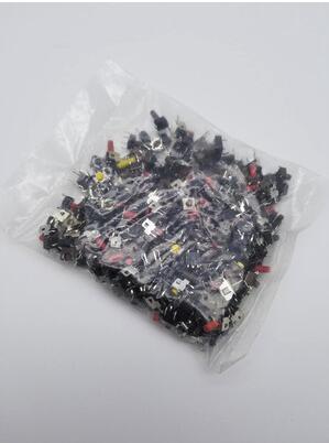 100g gemischt takt schalter kupfer mixed elektronische komponente paket