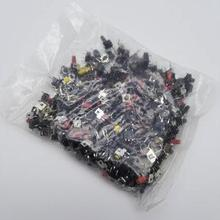 100g mixed tact switch copper mixed electronic component pac
