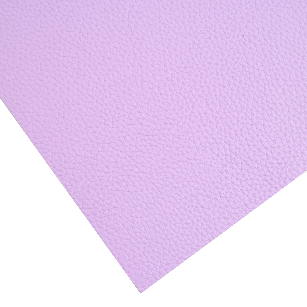 David accessories 20x34cm Plain color Litchi Faux Artificial Synthetic  Leather Fabric Sewing DIY Bag Shoes Material ecfe93209230