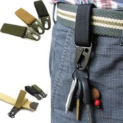 Multi purpose practical carabiner high strength sturdy durable nylon key hook belt buckle hanging car key.jpg 250x250