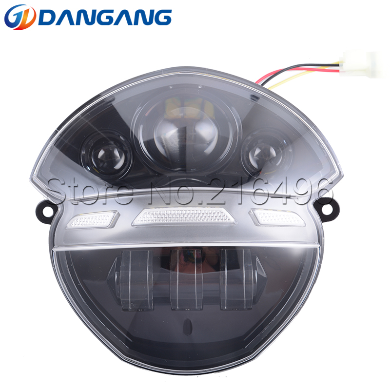 Motorcycle Headlight Front Replace Headlamp For Ducati Monster 695 696 795 796 1100 1100S M1000