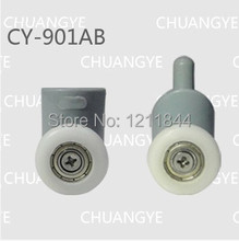 shower roller  OD :22mm room accessories door wheels