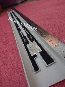 Image 5 - Tira de retroiluminación LED para Samsung UE55F8000, UN55F7100, UN55F7050, UN55F7450, UN55F7500, BN96 25447A, 25448A, BN96 29657A, 29658A, 2 uds.