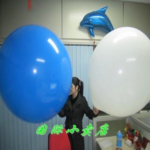 36 Inch Huwelijksviering Decoratie Grote Ronde Ballonnen 10 Kleuren