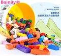 [Bainily] diy bloques de construcción de la ciudad creativa ladrillos juguetes para niños educativos ladrillos compatible con legoe kid toy