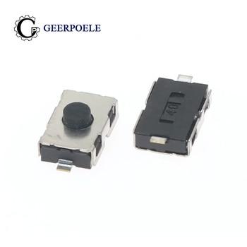 цена на 20 pcs/lot 4*6*2.5H 2P SMT 12V 0.5A Push Button Switch Metal Tactile Micro Tact Touch Switch