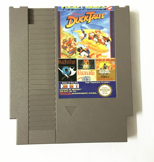 Top quality 72 Pins 8 bit Game Cartridge NES 66 In 1