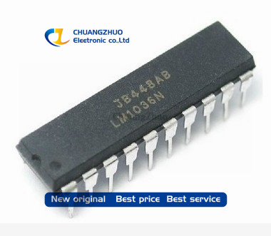 New Original LM1036N LM1036 DIP-20