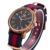 2017 Venda Quente Novo design De Madeira Relógio Das Mulheres Dos Homens de Nylon pulseira de Relógios de Luxo Quartz Relógio de Pulso Da Natureza Para O Melhor Presente do Amante Reloj