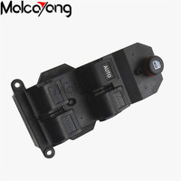 35750 SAE P02 New Master Electric Power Window Switch For Honda Fit GD1 GD3 GD6 GD8