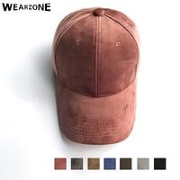 Wearzone Unisex Velvet Hip-pop Snacpback Hat Sunscreen Gorras Baseball Cap Men or Women casquette bone aba reta