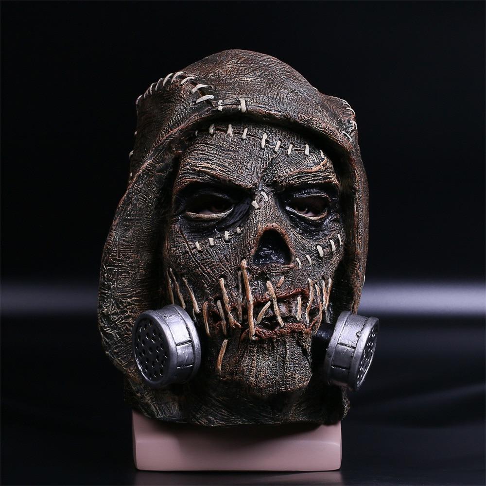 Batman Scarecrows Dr. Jonathan Crane Masks