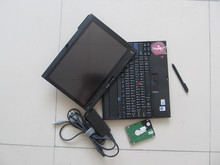 truck and car repair software alldata 10.53 mitchell on demand 5 atsg hard disk 1000gb with laptop x200t touch scrren 2g used