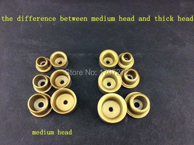 Free Shipping (3pcs/set) Medium Welding Parts Die Head, 20mm 25mm 32mm  Welding Mold, PPR,PE,PB Water Pipe Hotmelt Butt Welding