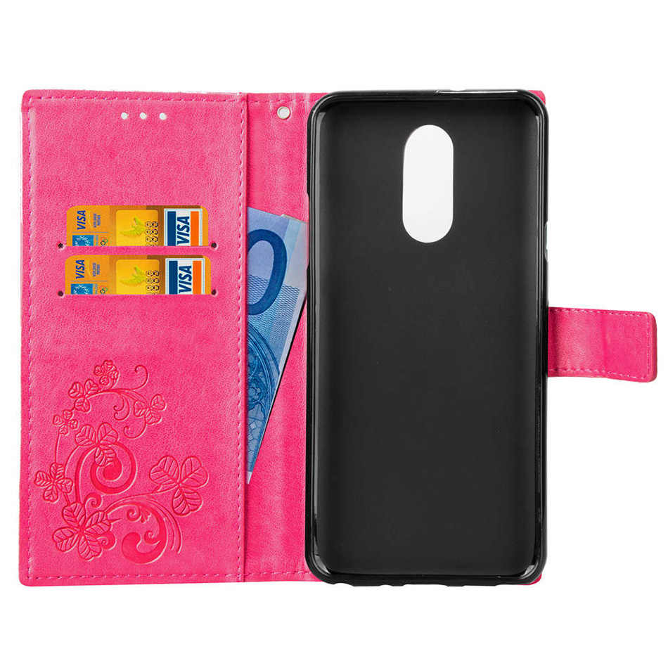 Кожаный флип-бумажник чехол-подставка чехол для LG Stylus 3 Роскошные мобильные чехлы СПС LG Stylo 4/LG Q6 a Alpha Q6a M700 стиль книги