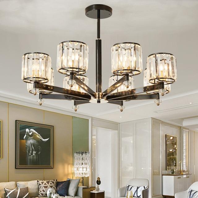 modern led chandelier for living room led chandelier for