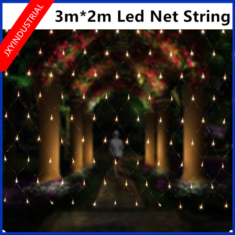 Led net lights large outdoor christmas decorations garden mesh fairy led net lights large outdoor christmas decorations garden mesh fairy light christmas outdoor waterproof in holiday lighting from lights lighting on aloadofball Image collections