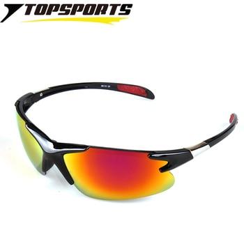 d6df9e8e9 TOPSPORTS Homens Polarizadas Ciclismo Óculos De Sol UV400 eye proteção  Sports Bicicleta mulheres Óculos de condução