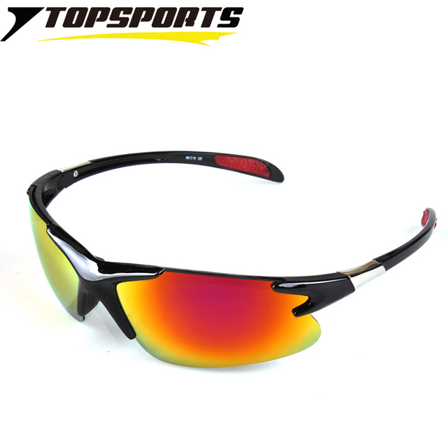 ffd138ecb6 TOPSPORTS Polarized Men Cycling Sunglasses UV400 eye protective Sports  Bicycle Bike women Glasses driving golf Eyewear PC lenses