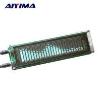 Aiyima 15 Level VFD Music Audio Spectrum Indicator Amplifier Board Level Indicator VU Meter Speed Adjustable