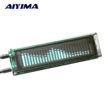 Aiyima 15レベルvfd音楽オーディオスペクトルインジケータレベルインジケータvuメーターアンプスペクトラムアナライザdiyスピーカーアンプ