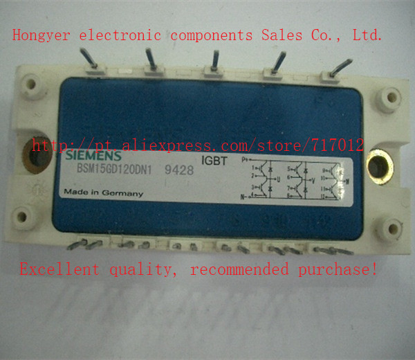 ФОТО Free Shipping BSM15GD120DN1 No New(Old components)  IGBT:15A-1200V,Can directly buy or contact the seller