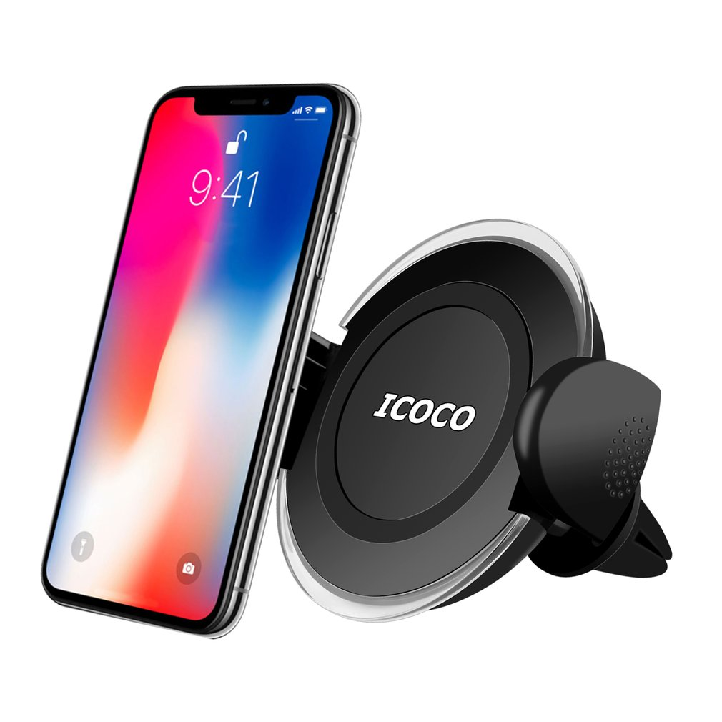 Qi <font><b>Car</b></font> Wireless <font><b>Charger</b></font> For iPhone Xs Max Xr X Samsung S10 S9 Intelligent Infrared Fast Wirless Charging <font><b>Car</b></font> Phone Holder image