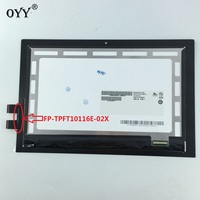 LCD Display Touch Screen Digitizer Glass Assembly For Lenovo Miix 3 1030 Miix 3 1030 Miix3