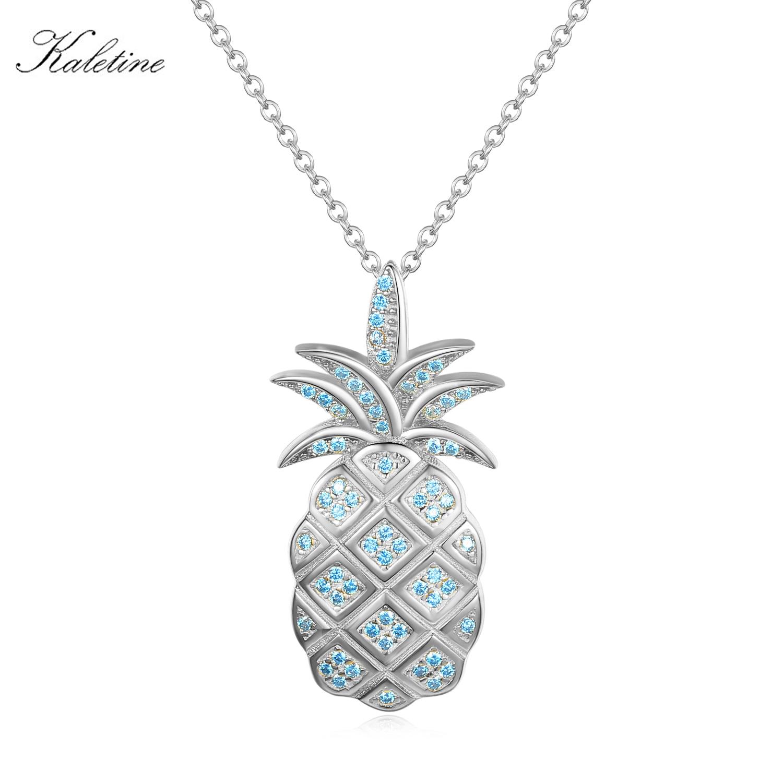 Kaletine Fashion Necklaces For Women Statement