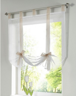 Curtains Ideas curtains for kitchen door window : Aliexpress.com : Buy Free shipping new arrival tab top Sheer ...