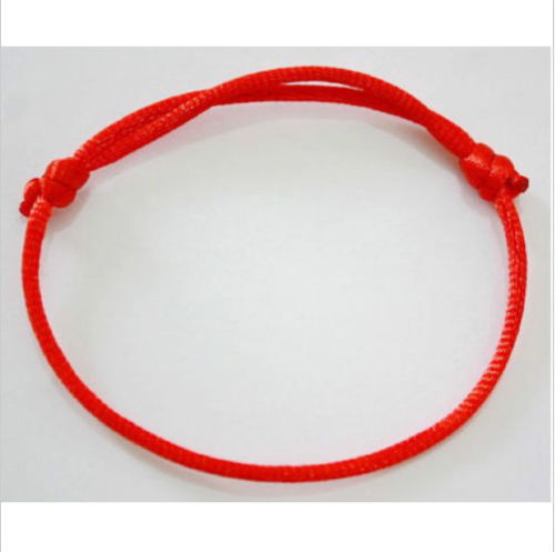 Lucky-Bracelet Good Gifts KABBALAH Women Jewelry Red String Kabala-Protection 10pcs