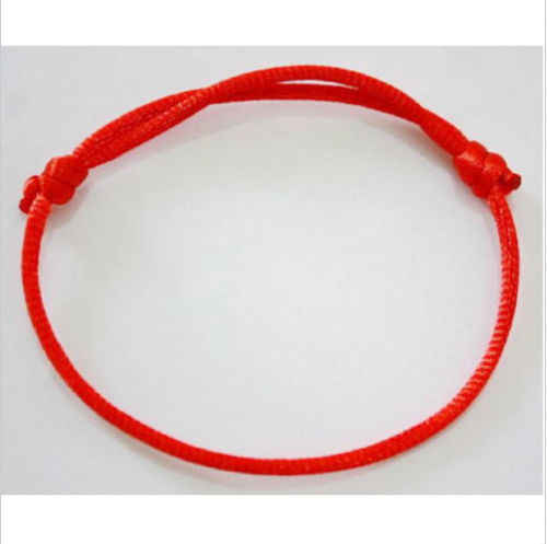 10pcs KABBALAH Red String Good Lucky Bracelet Kabala Protection Men Women Jewelry Gifts