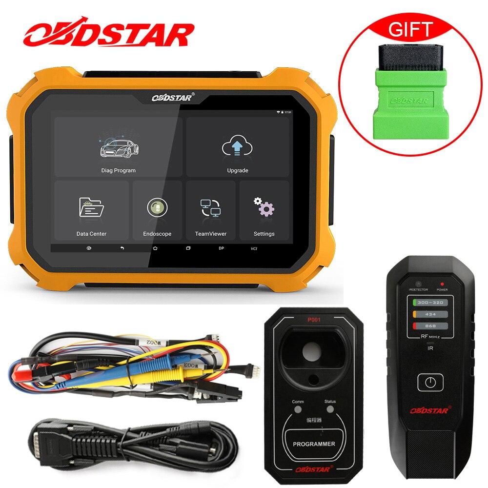 OBDSTAR X300 DP Plus Key Master Immobilizer Remote Controller Programming Odometer Adjustment EEPROM PIC OBD2 Diagnostic