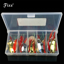 12Pcs Silver Golden Metal Spoon Jig Feather Lures 2.5g 3.5g 5g Sea River Lake Fishing Lure Bait Tackle Dropshipping