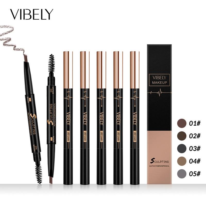 Aliexpress.com : Buy 5 Type Double End Eyebrow Pencil ...