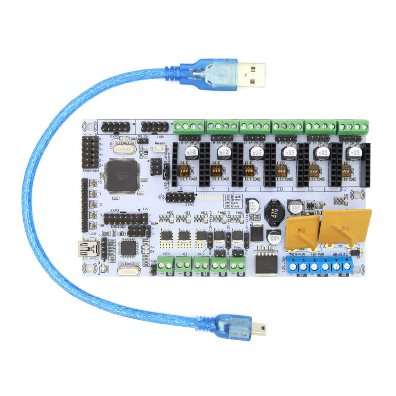 3D Printer Kits Rumba Board   Free Shipping!