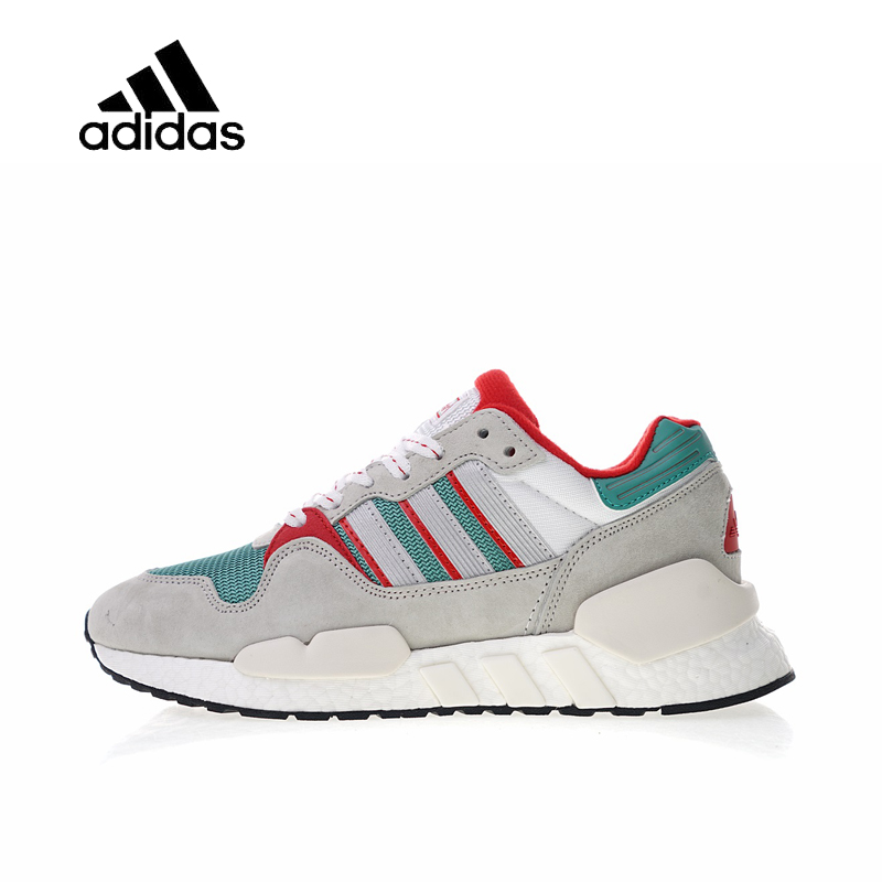 все цены на Original New Arrival Official Adidas Originals EQT ZX Boost Men's & Women's Running Shoes Sport Sneakers Good Quality G26806