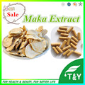 Natural A Base de Hierbas Maca Extract10: 1 Cápsula 500 mg * 200 unids