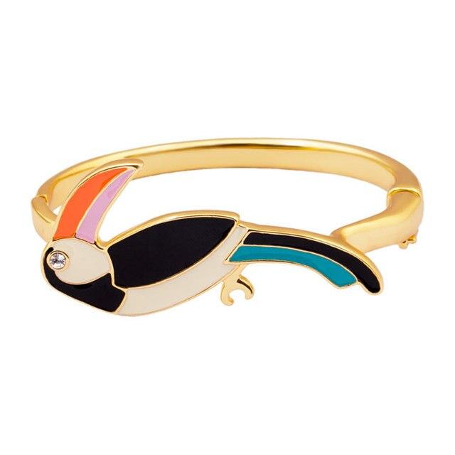 Woodpecker Bangle Bracelets...