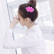 2pcs Hair Sticker Clip Bangs Fixed Seamless Magic Paste Posts Magic Tape Fringe Hair Bang Patch Salon Styling Tools(China)