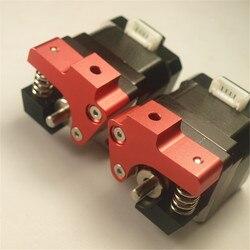 Kit de mise à niveau de l'extrudeuse double en aluminium 3fpd-réplicateur 2X 1.75mm réplicateur 2X mise à niveau de l'extrudeuse/entraînement de Filament