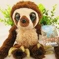 Y94 бесплатная доставка 25 см = 9.8 inch Пояс ленивец Croods обезьяна плюшевые мягкие игрушки куклы для детей подарок/большой размер доступен