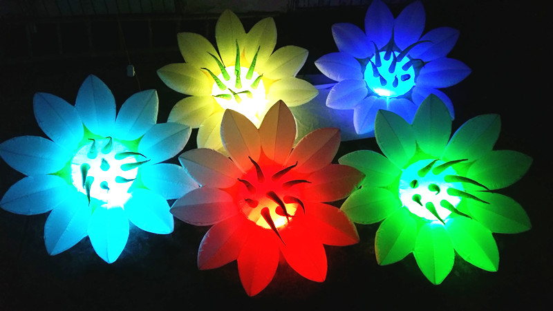 inflatable flower (7)