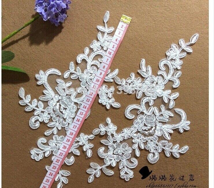 2014 aplikacion i ri me cilësi të lartë dantella të bardhë - Arte, zanate dhe qepje - Foto 5