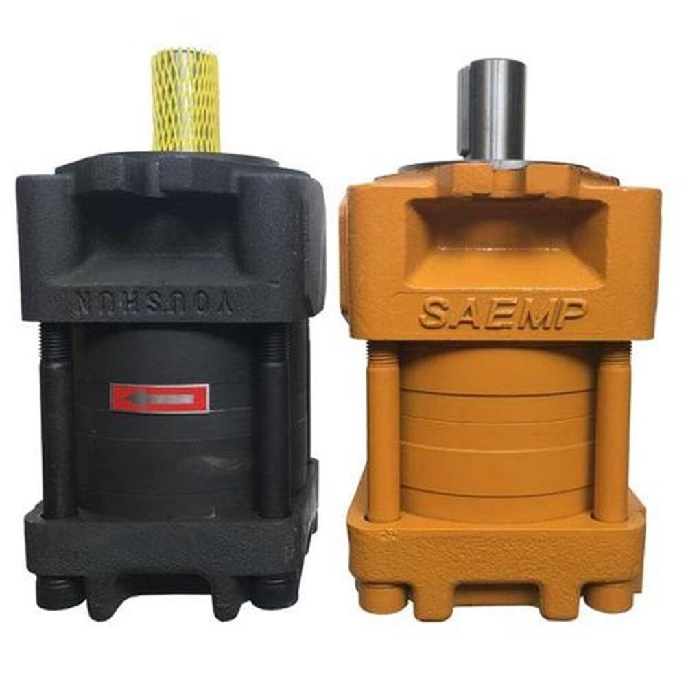 Pump NB2 NBZ2 High Pressure Pump NB2-G10F/G12F/G16F Cutting Machine Pump Internal Gear Pump Pressure 25Mpa For Bending Machine