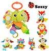 1 stks Sozzy Multifunctionele Baby Speelgoed Rammelaars Mobiles Zachte Katoen Baby Kinderwagen Wandelwagen Auto Bed Rammelaars Opknoping Animal Knuffels