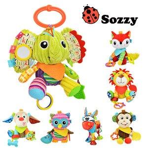 1pcs Sozzy Multifunctional Baby Toys Rat