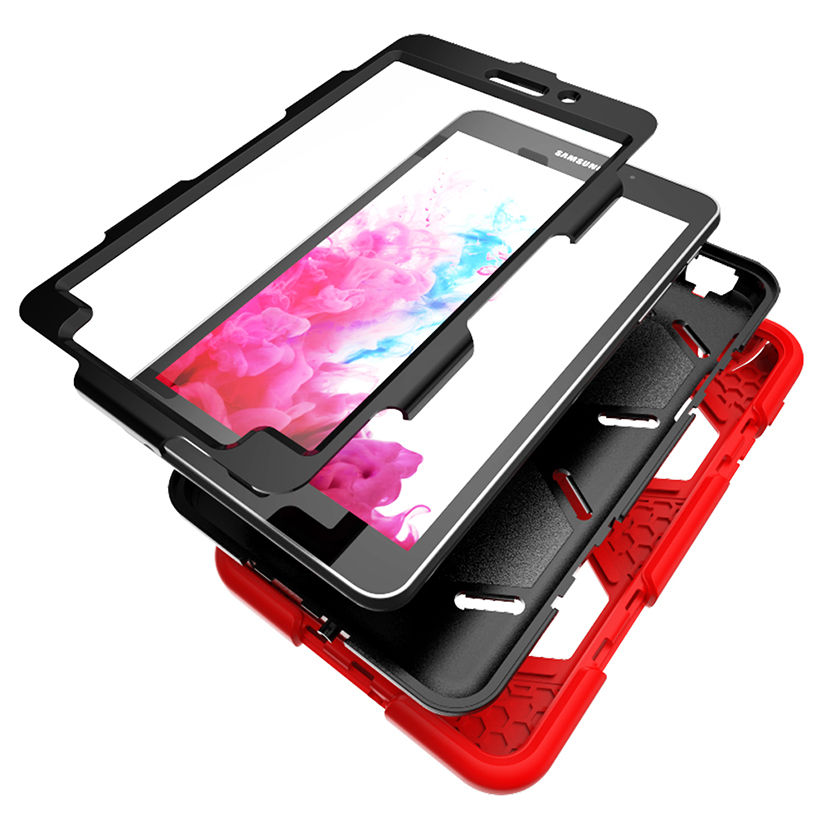 Samsung Tab A6 7.0 düymlük qutu üçün Samsung Galaxy Tab A 7.0 - Planşet aksesuarları - Fotoqrafiya 3