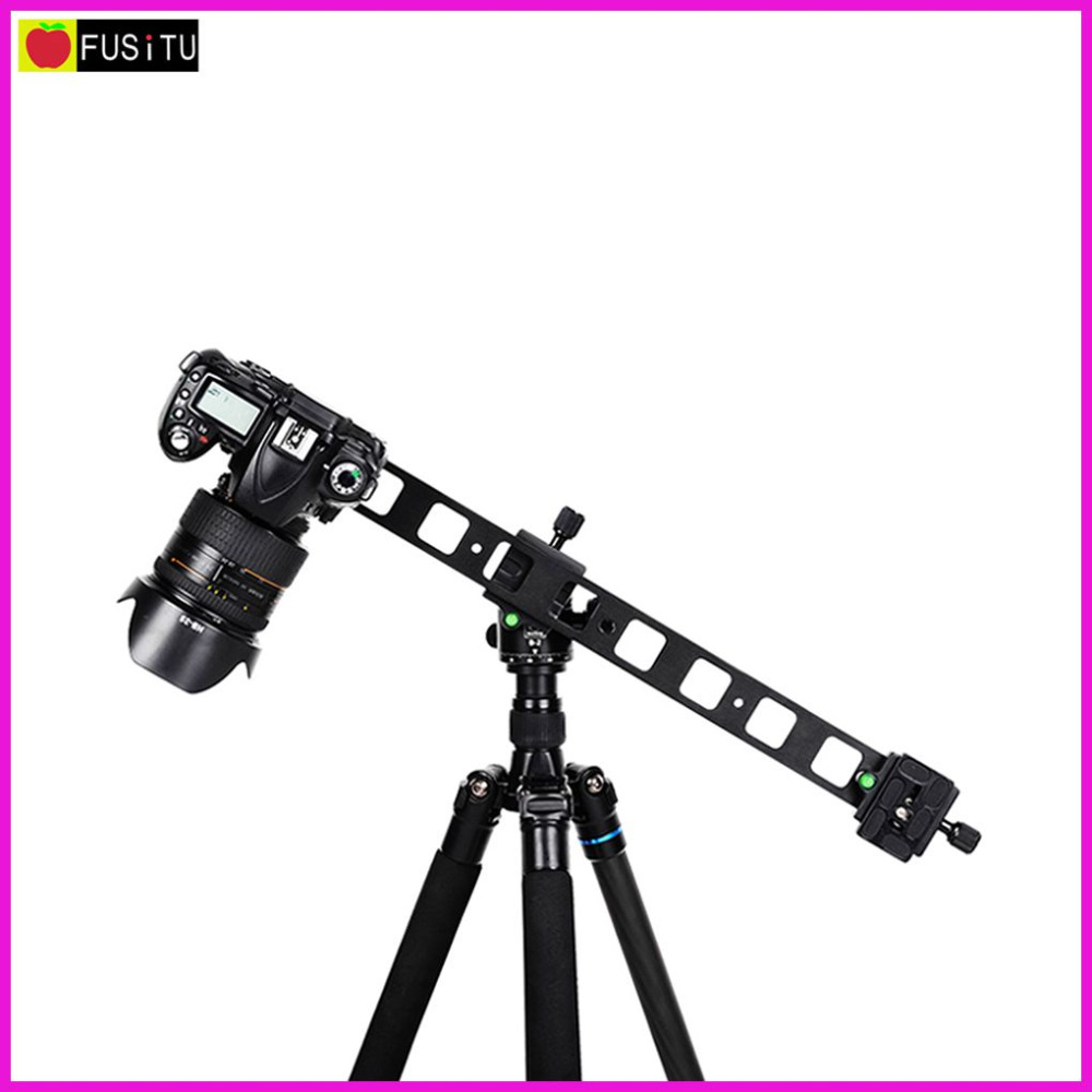 Manbily PU-480 Lengthen plate / Double head / Universal Tripod Monopod Quick Release Plate / mini slide for DSLR camera bracket ...